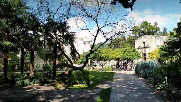 Jardins The Alamo San Antonio Texas