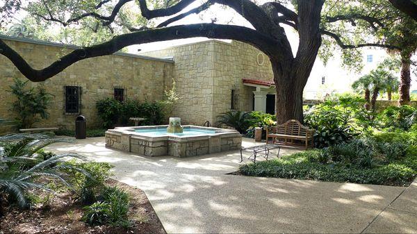 Alamo Research Center The Alamo San Antonio