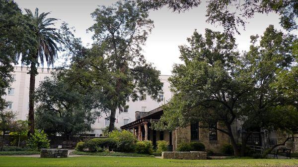 Alamo Hall San Antonio Texas