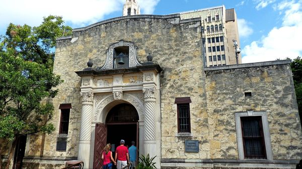 Gift Shop The Alamo San Antonio