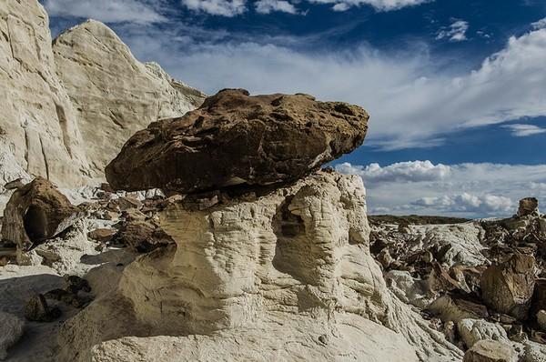 Toadstool Hoodoos Utah