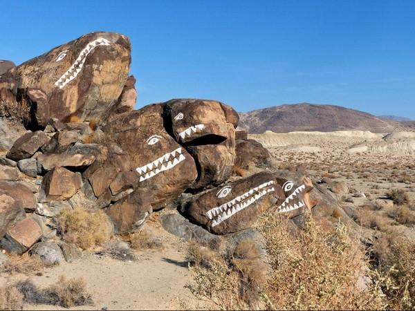 Fish Head Rocks