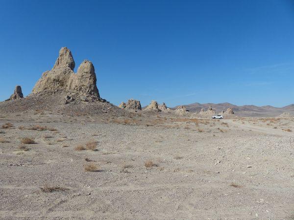 Trona Pinnacles Californie