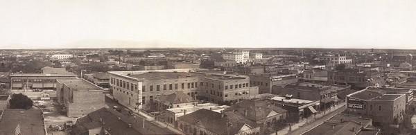 Tucson en 1909