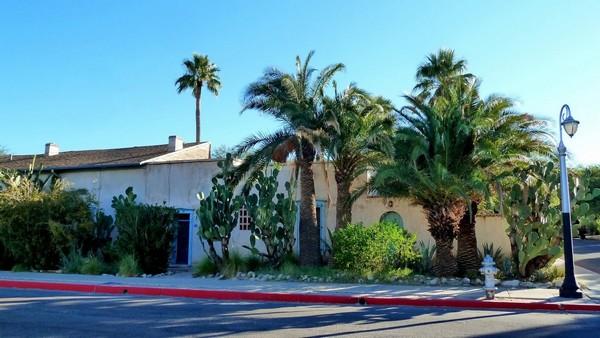El Presidio Historic District Tucson
