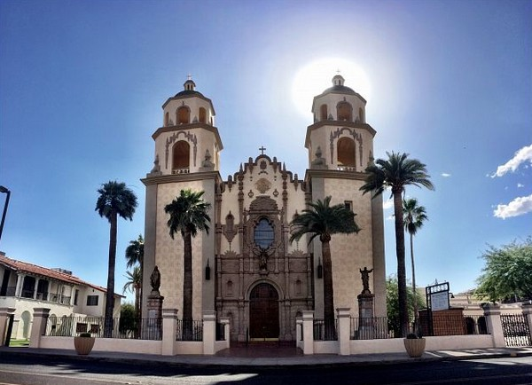 St. Augustine Cathedral Tucson