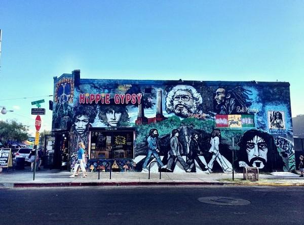 4th Street Tucson