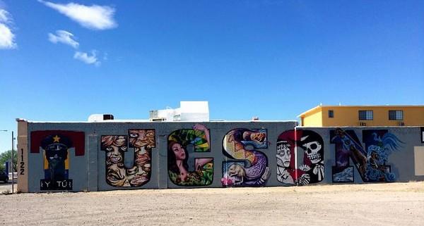Murals Downtown Tucson