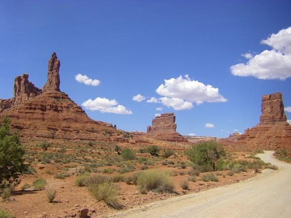 Valley of the Gods Utah