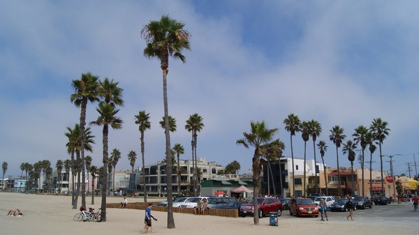 Parking Venice Beach