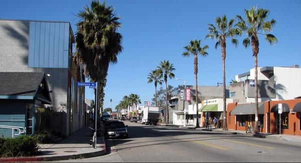 Abbot Kinney Boulevard Venice Beach
