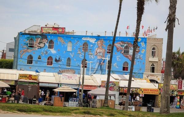 Murals Venice Beach