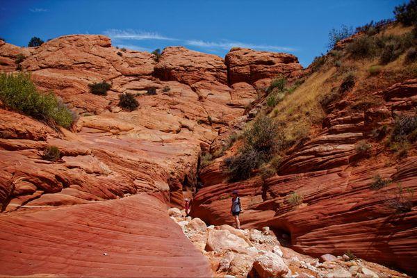 Wire Pass Utah USA