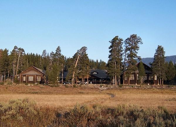Hébergements Yellowstone