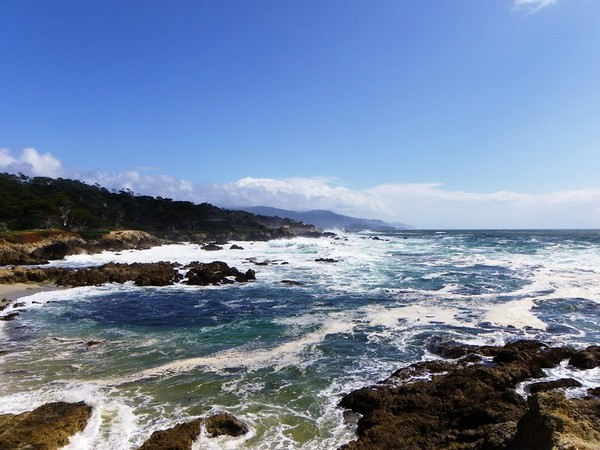 Cypress Point Lookout 17 Mile Drive