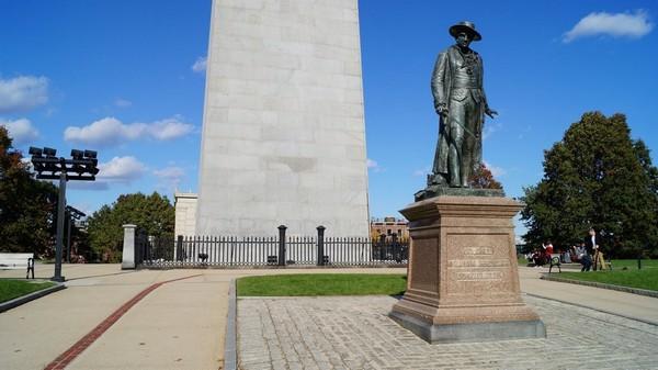 Bunker Hill Monument Boston