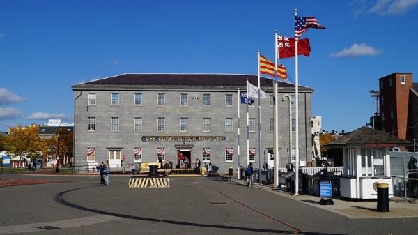 USS Constitution Museum Boston