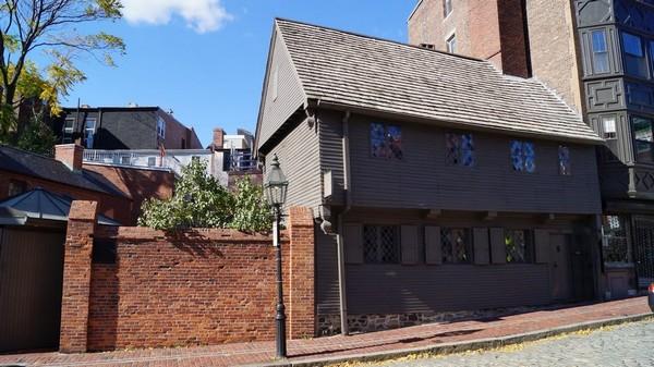Maison de Paul Revere Boston