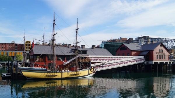 Tea Party Ship & Museum Boston