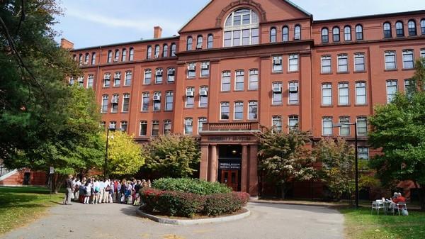 Harvard Museum of Natural History Boston