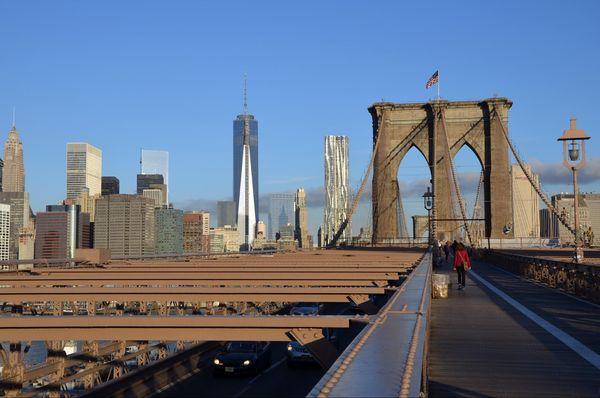 Brooklyn Bridge New York