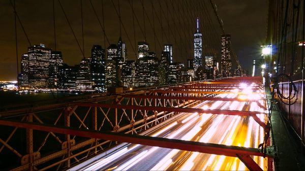 Pont de Brooklyn pont inférieur