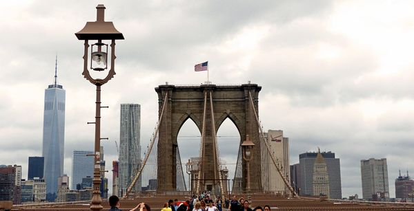 Le pont de Brooklyn New York