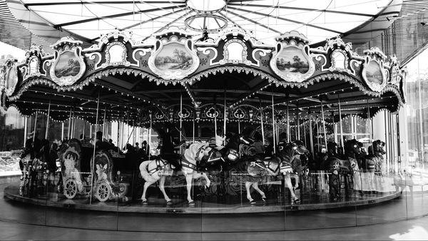 Jane's Carousel Brooklyn New York