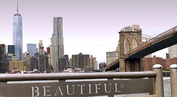 Brooklyn Heights Promenade New York
