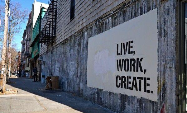 Mural Williamsburg New York