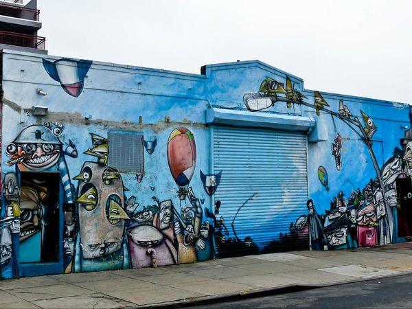 Street Art Williamsburg New York