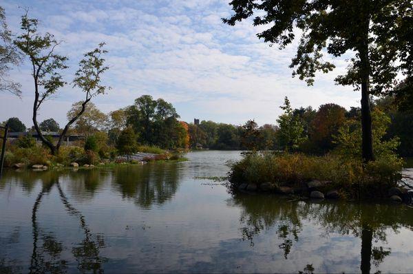 Prospect Park Lake New York