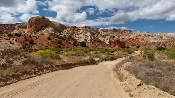 Notom Road Utah