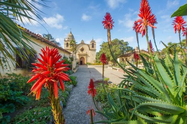 Mission San Carlos Borroméo Carmel
