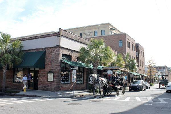 Balade en calèche Charleston Caroline du Sud