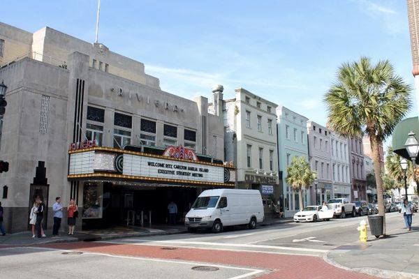 Riviera Theatre Charleston Caroline du Sud