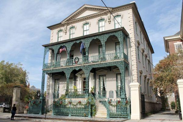 French Quarter Charleston Caroline du Sud
