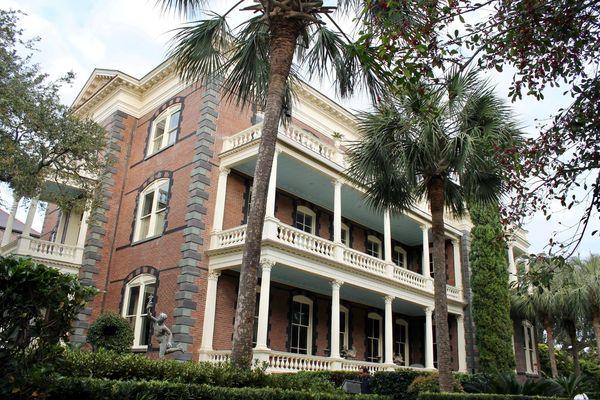 Calhoun Mansion Charleston Caroline du Sud
