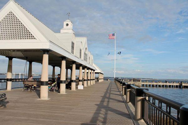 Waterfront Park Charleston Caroline du Sud
