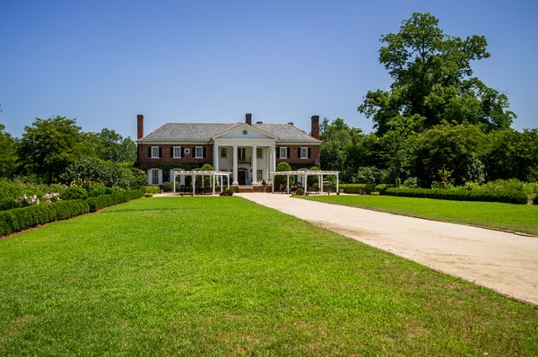 Boone Hall Plantation Charleston Caroline du Sud