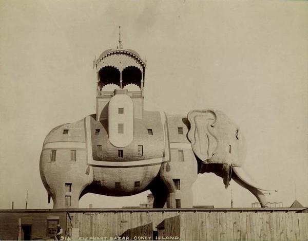 Elephantine Colossus Coney Island Brooklyn New York USA