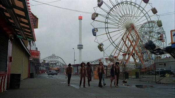 The Warriors Coney Island