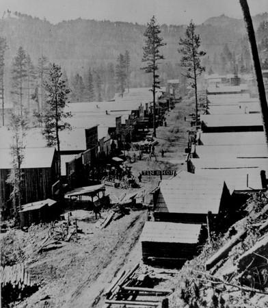 Deawood en 1876