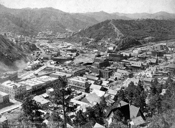 Deadwood 1890