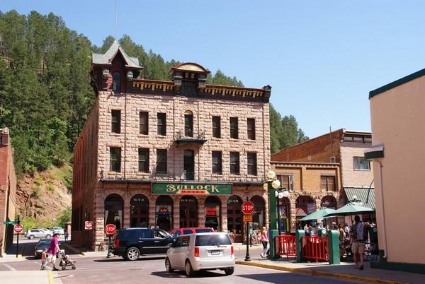 Bullock Hotel Deadwood