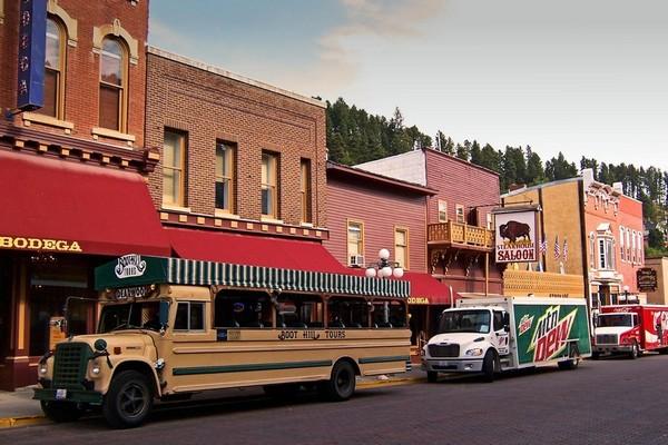 Boot Hill Tours Deadwood