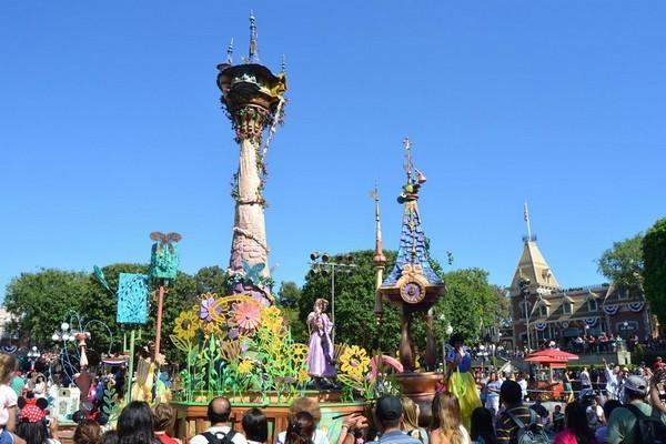 Parade Disney Los Angeles