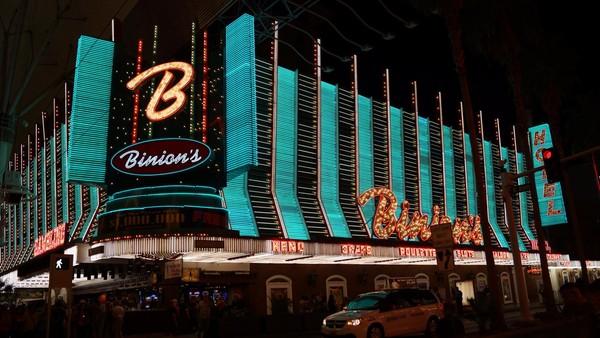 Hôtel casino Binion's downtown Las Vegas