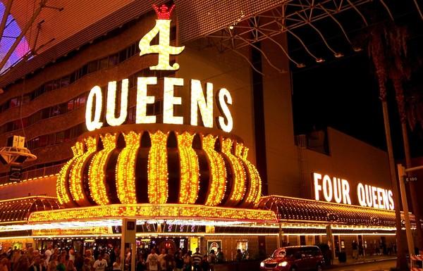 Hôtel Casino 4 Queens Downtown Las Vegas