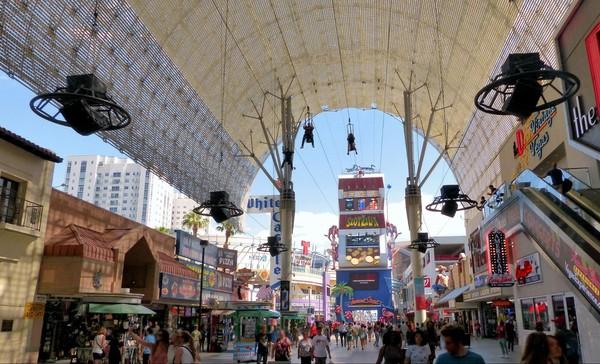 Slotzilla Downtown Las Vegas